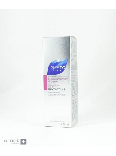 PHYTOCYANE CHAMPU REVITALIZANTE 200 ML