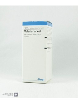 HEEL VALERIANA-HEEL 100 ML