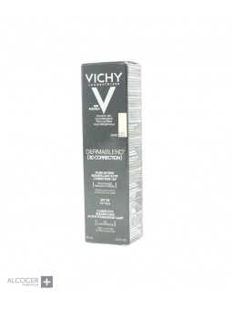 VICHY DERMABLEND FONDO MAQUILLAJE 35 SAND 30 ML(NP+)