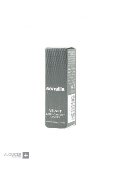 SENSILIS VELVET SATIN LIPSTICK MARRON 219(NP+)