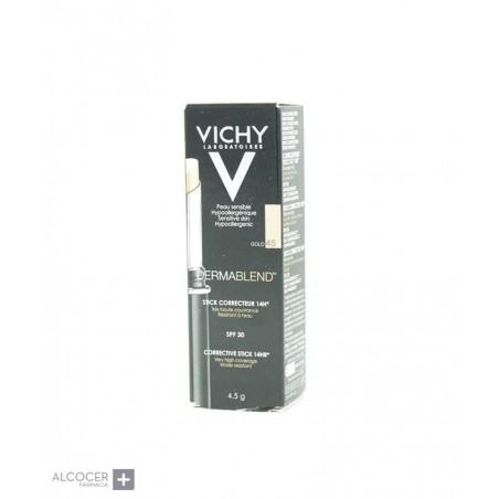 VICHY DERMABLEND STICK CORRECTOR 45 GOLD 4.5 GR