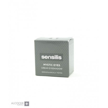 SENSILIS MYSTIC EYES SOMBRA 02 VERT GRIS