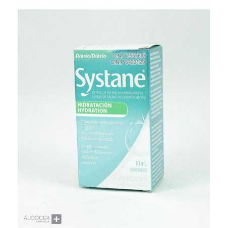 SYSTANE ULTRA PLUS HIDRATACION GOTAS 10 ML