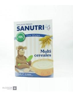 SANUTRI PAPILLA MULTICEREALES BIFIDUS 2 X 600 G