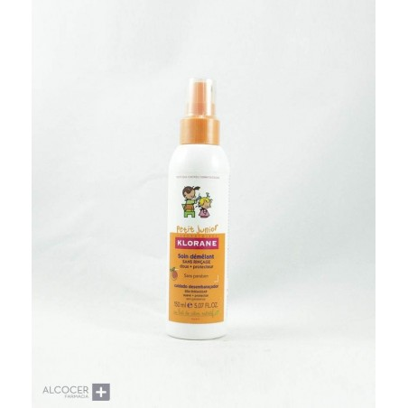 KLORANE JUNIOR SPRAY DESENREDANTE 125 ML