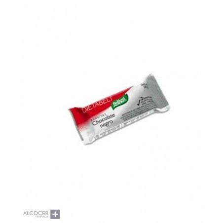 SANTIVERI DIETABELT BARRITA CHOCOLATE NEGRO