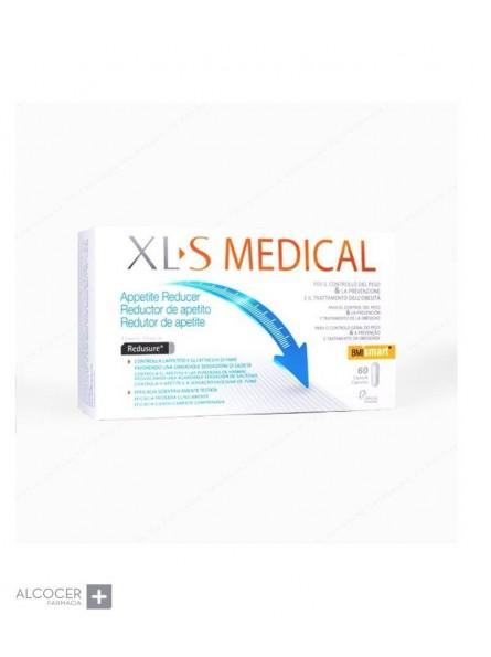 XLS MEDICAL REDUCTOR DE APETITO 60 CAPSULAS