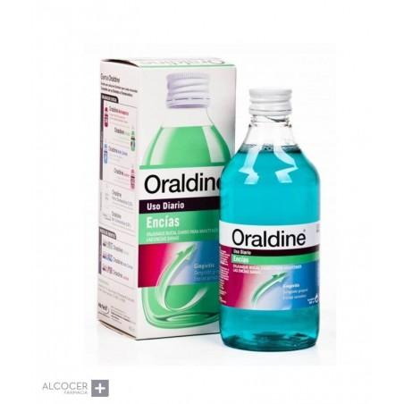 ORALDINE ENCIAS COLUTORIO 400 ML