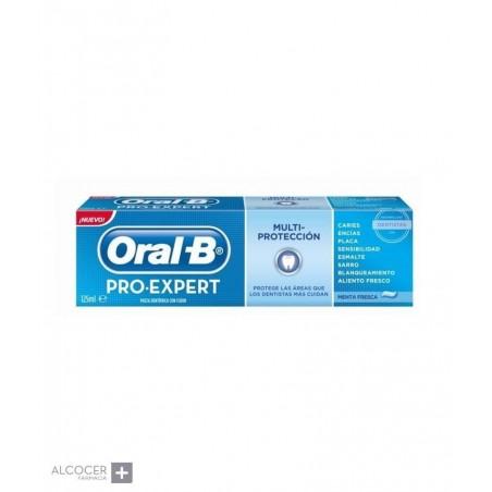 ORAL-B PRO-EXPERT PASTA MULTI-PROTECCION 75+25ML