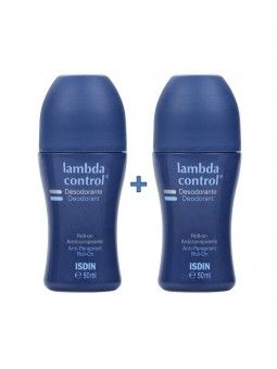 ISDIN DEO INTENSE 48H FREE ROLL-ON PACK 2 X 50ML