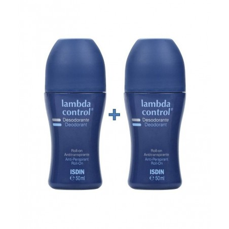 LAMBDA DESODORANTE ROLL-ON PACK 2 X 50 ML