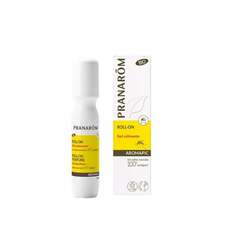 PRANAROM ROLL-ON PICADURAS GEL CALMANTE 15 ML