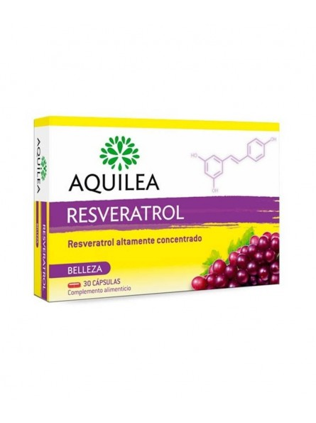 OXYDORYL RESVERATROL 30 CAPS