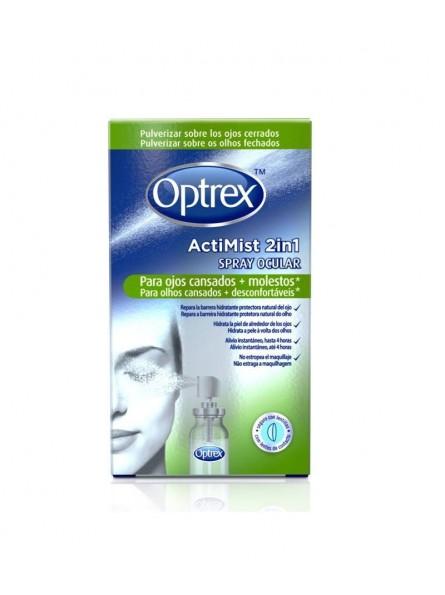 OPTREX ACTIMIST 2 EN 1 SPRAY OCULAR OJOS CANSADO