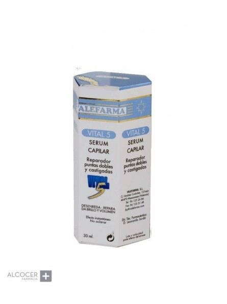 SERUM CAPILAR VALEFARMA 30 ML