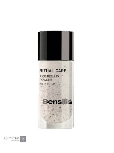 SENSILIS RITUAL CARE RICE PEELING 30 ML