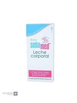 SEBAMED BABY LECHE CORPORAL 200 ML