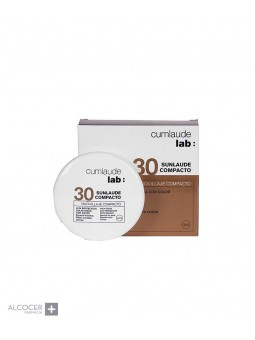SUNLAUDE MAQUILLAJE COMPACTO SPF30 10 GR (NP+)