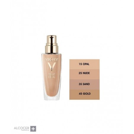 VICHY TEINT IDEAL MAQUILLAJE FLUIDO 35 ROSE 30ML