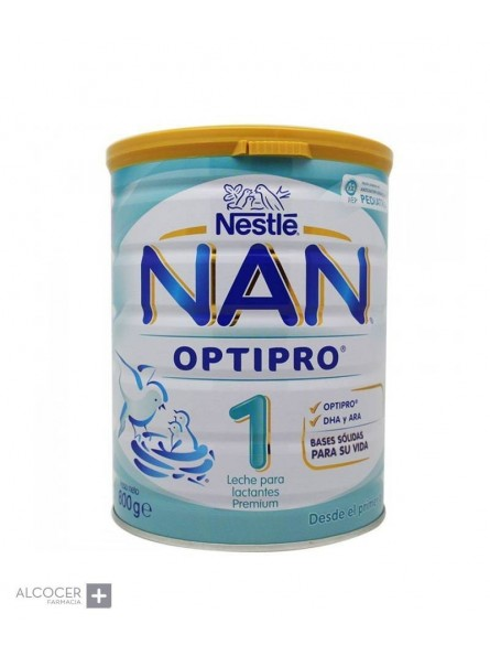 NESTLE NAN 1 OPTIPRO 800 GRAMOS