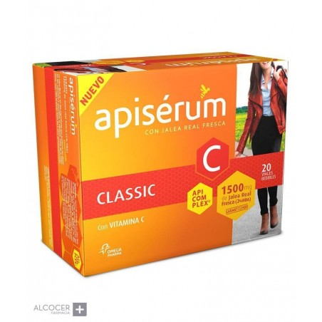APISERUM CLASSIC 20 VIALES BEBIBLES