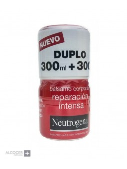 NEUTROGENA BALSAMO CORPORAL INTENSO 2 X 300 ML