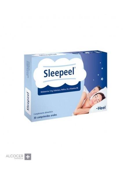 HEEL SLEEPEEL 30 COMPRIMIDOS ORALES
