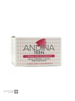 ANDINA TEEN CREMA DECOLORANTE 30 ML