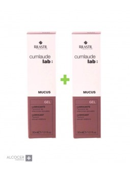CUMLAUDE MUCUS GEL PACK 2 X 30 ML
