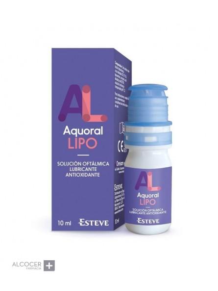 AQUORAL LIPO GOTAS 10 ML