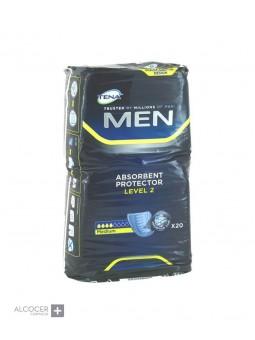 TENA FOR MEN LEVEL 2 20 UNIDADES