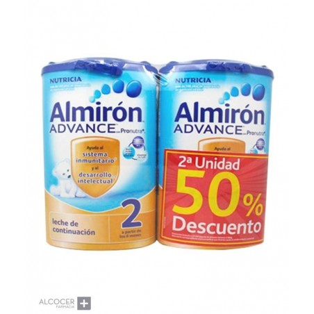 ALMIRON ADVANCE 2 PACK 2 X 800 GRAMOS
