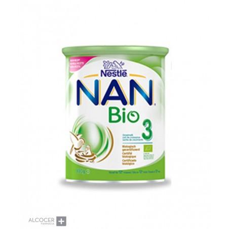 NESTLE NAN 3 BIO 800 GR