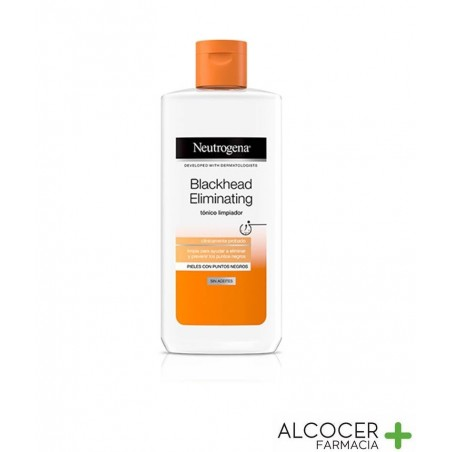 NEUTROGENA BLACKHEAD ELIMINATING TONICO LIMPIADO