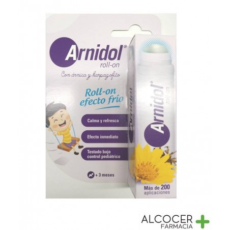 ARNIDOL ROLL-ON 15 ML