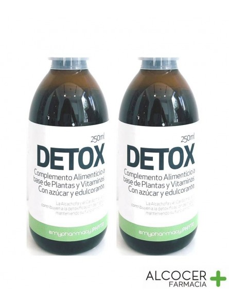 MY PHARMACY DETOX PACK 2 X 250 ML