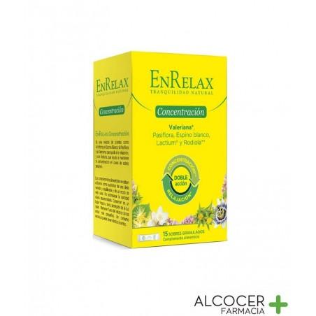 AQUILEA ENRELAX CONCENTRACION 15 SOBRES