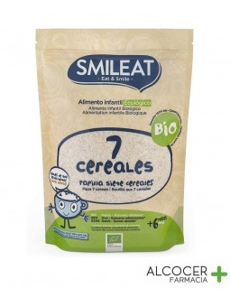SMILEAT PAPILLA 7 CEREALES 200 GR