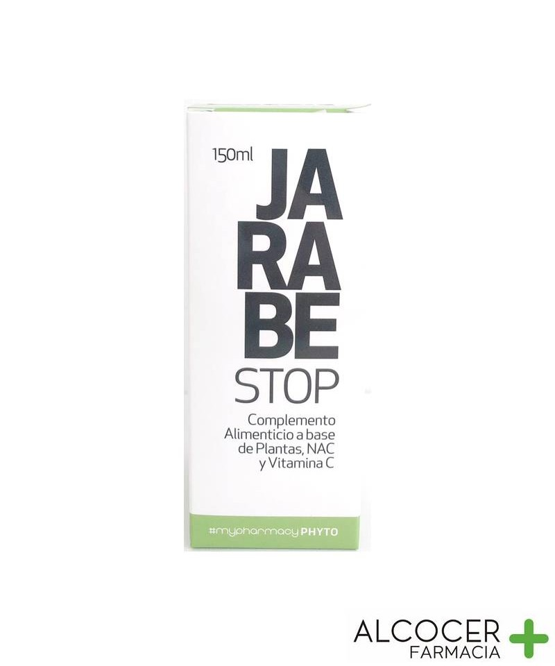 My pharmacy jarabe stop